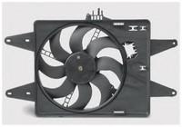 Вентилятор с дифузором Doblo 1.6 >2005 без конд / 46737733 / 46737733, 46810057