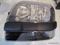 Фара левая Fiat Doblo >2005 H1/H7 / 46807765 / 46807765, 46738733, 712405551120