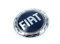 Эмблема передн Fiat Doblo перед -09 /07 синяя / 46832366 / 46832366