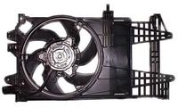Вентилятор с дифузором Doblo 1.6 >2005 с конд / 51738798 / 51738798, 46786099