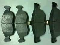Колодки тормозные передние Doblo >2005 / 55170904 / 55170904, 71738152, 9949125, 9948037, 77362205, 77363496, 71770964