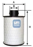 Фильтр топлива Doblo 1.3JTD-Multijet / 71746975 / 71746975, 77362340, 77363600, 77365902, 71771465, 4499, PF-1609, 60.H2O.00